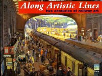 Along Artistic Lines - book