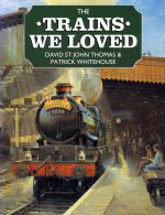 Trains We Loved - book
